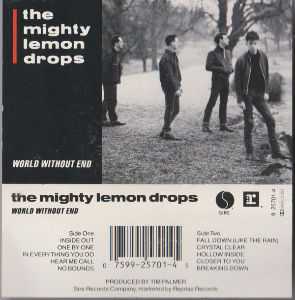 My Fav Five The Mighty Lemon Drops - Hollow Inside   https://y