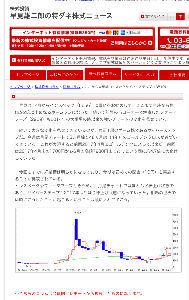 テイラーラボ サイババ  はやみんブログ   続いて大きな変化を見せてきているのが、東証1部のゲーム株であるサイバ