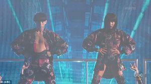井戸端音楽会 「Dansing With The Stars」 でアダム&ジェナが優勝しました~ヾ(≧▽≦)ノ リ