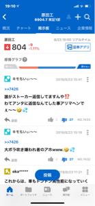 6904 - 原田工業(株) 何処でも人気無いな腹吹き複垢は、🤣💦