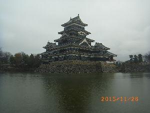 車中泊での旅のノウハウ 以上 国宝4城を紹介しました。追加松本城