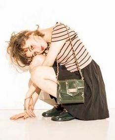 ♡好き服♡ 服も可愛いけど、このバッグ欲しい♡