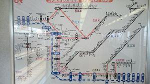 51歳 一人暮らしです 先日、一人旅してきました。 新幹線乗って米原駅まで。 帰りは、東海道本線を乗り継ぎながら、のんびり都