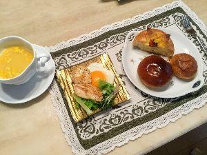 雑談 時々 為替『ドル円 ランド円』 breakfast , ce  matin .