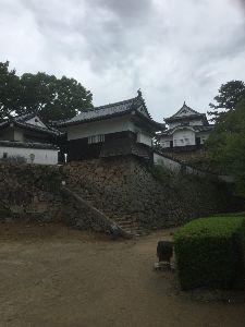 耶馬渓MC倶楽部(やばけいMCくらぶ) 平成最後の北海道ツーリングレポートその4 岡山県高梁市の備中松山城、昔の天守閣が残る12の城の一つ。