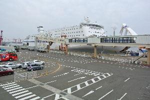 耶馬渓MC倶楽部(やばけいMCくらぶ) 入梅直前東北ツーリング雑感ー1 訂正、名古屋入港は10:20でした。 今回初めて太平洋フェリーを使い