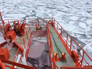 夫婦で楽しむキャンプライフ  ~一緒にキャンプしませんか~ おひさです(^○^)  今日はオホーツク海のガリンコ号に乗船して来ました。