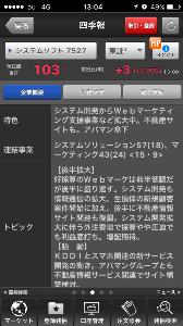7527 - (株)システムソフト これですよ!