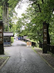 映画についてのひとりごと ショーシャンクさん、こんばんは!  先日、ついに比叡山延暦寺へと行って来ました!  山全体の空気も雰