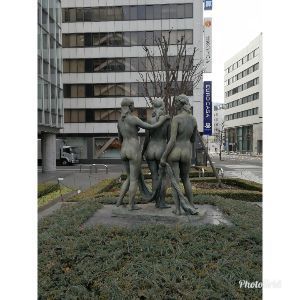 7974 - 任天堂(株) 東京証券取引所に〜御参りする方も〜いると思いますが〜おまん亭は〜見落としませんでしたよ〜!!! 3女