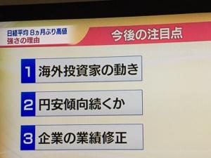 7974 - 任天堂(株) 日経プラス10で外国人投資家が日本株を買っているとの言っていました。今後の注目点です📷
