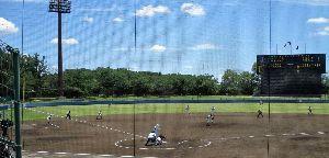 写真、楽しんでいますか~Part2 この炎天下のなか野球の応援で立川市営球場へ行ってきました。 猛烈な暑さで辛かったですが、日傘、帽子、