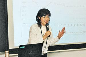 ★★★芸能/エンタメ・山手線ゲーム☆☆☆ 9.菊池桃子さん    2012年より東京都港区の、  戸板女子短期大学の客員教授をされております。