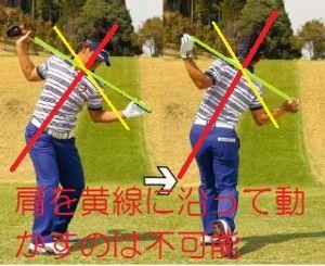 100切りゴルフサロン 105(最新)   yum***** 2月9日 21:09   Re:ショルダープレーン(ks111