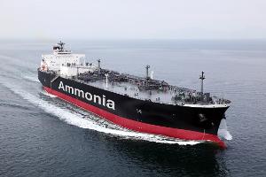 9101 - 日本郵船(株) 日本郵船 アンモニア船の導入前倒し  ・二酸化炭素(CO2)の排出削減につながる アンモニア燃料の船