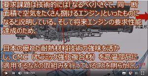 5302 - 日本カーボン(株) F-22を凌ぐエンジン(時期国産戦闘機F-3エンジンXF9-1)はCMC採用。 IHIはハイニカロン