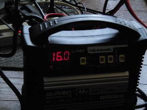 RC42型のCB750 マキシマ ハイパワ-バツテリーMB14-A2の紹介します。専用電解液同梱包オートバ用バツテリー MB