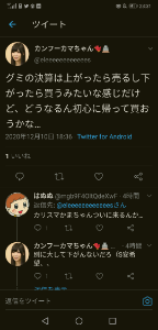 3903 - (株)gumi カンフー!カンフー!! (買わないらしい
