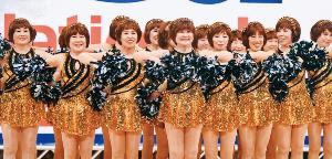 仁王と愉快な仲間たち ジャパン ポンポン は 仁王ファンドを応援しております。(´∀`=)