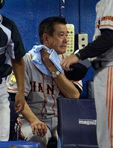 東京ドーム38度線席で、ジャイの勝利を叫ぶ\(^o^)/ 当分監督にはなれませんね