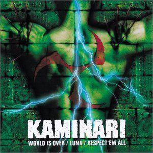 お茶の時間に… WORLD IS OVER=R or ば or ぱ or は or は行  KAMINARI(カミナ