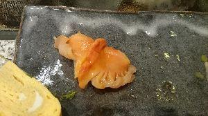 愛しいお方は どこに・・・ 赤貝♪ 好きなんです♪ 形も何かに似てるしね(笑)  大~~~好き♪