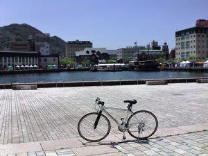 ポンコツ日記! 門司港レトロまで寄り道しながらのポタリングに行きました。。  総距離48.11Km、、、よう走りまし