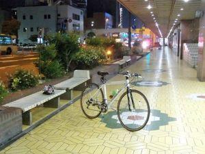 ポンコツ日記! 日中は暑くてオートバイも自転車も夜走るのがいいですね(笑) 土曜日の夜、40Kmほど自転車で走りまし
