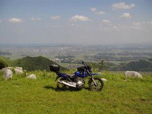 ポンコツ日記! きょうは天気よかったっすねぇ~(^^v お山の上は風が涼しくて気持ちよかったぁ~♪