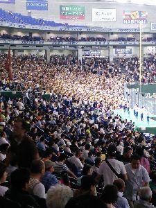 社会人野球東海地区あれこれ 22日にプレミアムシートで観戦したのは、第2試合のセガサミー vs JR西日本戦でした。   その日
