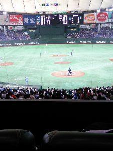 社会人野球東海地区あれこれ 22日は夜勤明けなので、到着した時は第1試合の終盤。  延長11回、Honda鈴鹿は三菱日立PSに0