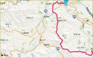 奥多摩発・山を駆けるトピ <久しぶりのトレイルレース> 関東でも暑いので有名なところ。 群馬県と埼玉県の県境・寄居をスタート~
