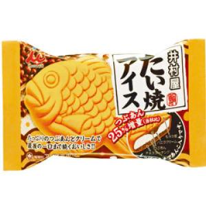 2209 - 井村屋グループ(株) たい焼きアイスが売られてない。会社の売店にはあるのに。コンビニで売り出してくれ