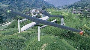 6871 - (株)日本マイクロニクス 水素燃料の「VTOLドローン」、6時間の長時間飛行実現へ  チルトローターを備えたVTOL(垂直離着