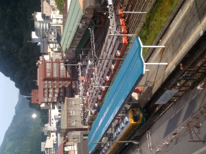 6871 - (株)日本マイクロニクス ここがどこかわかるかな♨ネクラの火山ちゃんはわからないだろうなぁ💩いや~朝風呂は気持ちいいねぇ♨👋