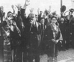 哀れ落ち武者菅元総理 朝鮮人志願兵制度は、朝鮮人からの請願だった!!               徴兵制も請願したが、なぜ