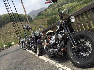 埼玉のハーレー乗り! 来月山梨のほったらかし温泉まで走りに行きまーす。 都合の合う方一緒に行きましょう。。  ほったらかし