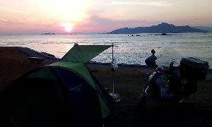 山口よりトコトコ走り隊 キャンプで2泊して四国うどんツーリング慣行してきました!! うどん屋さんは全部で6軒(大体のお店が午