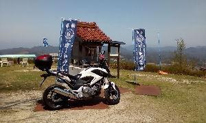 山口よりトコトコ走り隊 相棒を替えたので浜田のバイク神社まだ参拝してきました。 さすが燃費重視の相棒、往復320キロで9ℓ、