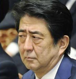 馬鹿安倍政権より 日本はまた 阿呆になったぞ! 如何も私は「王様」のソーリを外見口調・言動(「我が軍」を愛する右翼思想)を生理的に受け付けられずに国