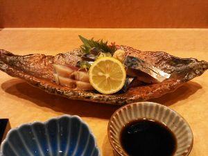 広島県内で、飲みませんか? 続いて、尾道散策二軒目。  「なお吉」さん 場所は、「くら田」さんの更に西に200メートル位でしょう