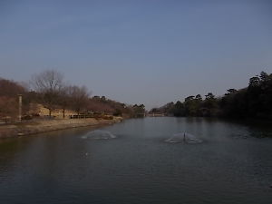 ★愛知・岐阜・三重、60代限定★ おはよう~~  星華さん 佐布里池の後に聚楽園へ しあわせ村のヤカン池も一周 散策している人もちらほ