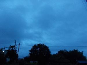 ★愛知・岐阜・三重、60代限定★ おはよう~~  今日も雨 この先日曜日まで雨予報  今度の日曜日には 草取りをしたいので 雨は止んで