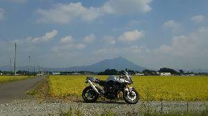 埼玉から1日200キロ程度のツーリング お疲れ様です🎵  先日の写真です ただいま テンションただ落ちです🎵(笑)