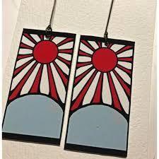^KS11 - 韓国 総合 世界中で「鬼滅の刃」が大流行すれば、  炭治郎の耳飾りが大流行。  世界中で旭日旗が大流行。  韓国