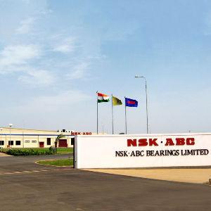 6471 - 日本精工(株) インドの自動車産業は、拡大を続ける インドの日本精工工場