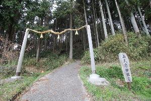 高天原にある卑弥呼の墓 寺澤さんは箸墓ではなくホケノ山が卑弥呼墓だという説に変わったと聞いた。 石野さんは勝山古墳という説。