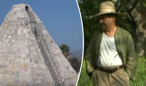 3823 - (株)アクロディア メキシコ農民がピラミッド建設「オリオン星人に頼まれた」    2016/03/19  メキシコの農民