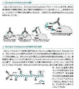 CTMX - サイトメックス・セラピューティクス 抗体医薬の最適化技術は他にもこんなのがあるねw