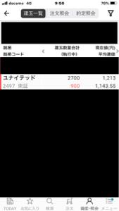 4712 - (株)KeyHolder ユナイテッド、昨日、決算ギャンブルして正解でしたわ。とりあえず30枚買うたうち3枚だけ笑 高値で約定